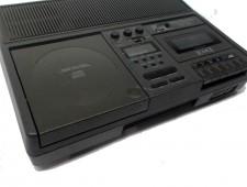 Eiki 7070A CD/Cassette Player