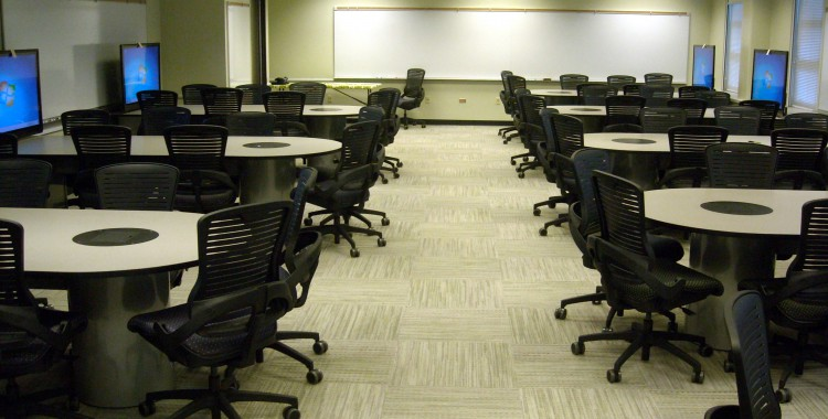 Webster 101 Collaborative Classroom