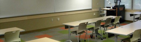 Sakamaki Classroom Renovation