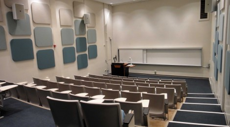 Summer 2014 Classroom Technology Upgrades