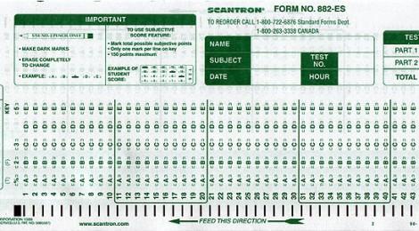 Scanner Service - Final Exam Week